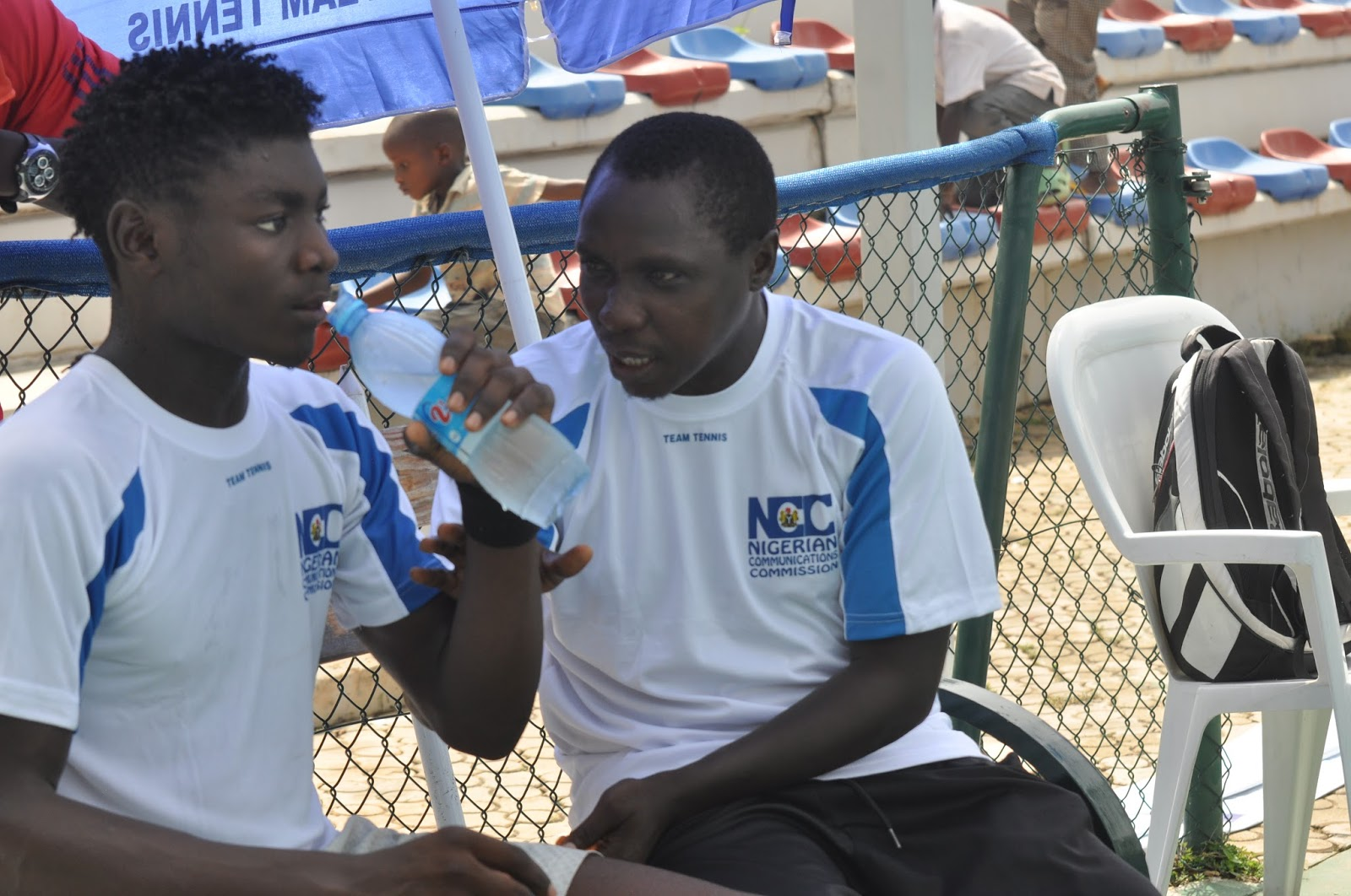 Image result for Nigerian National Tennis Leagues