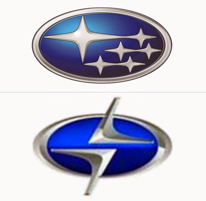 Subaru Logo, Jiangnan Logo