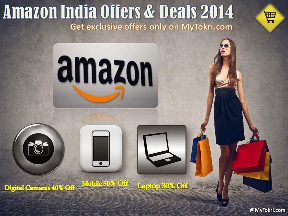 Amazon India Offers 2014