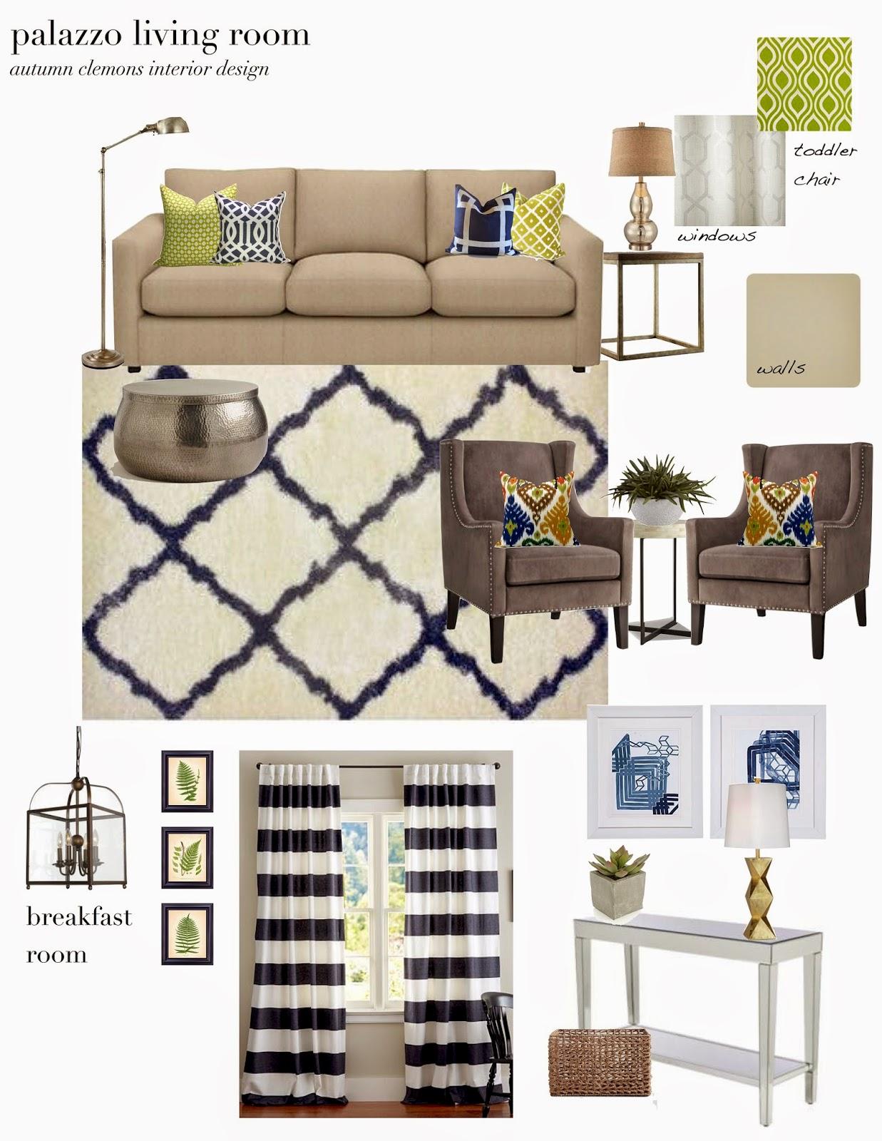 The Dump Living Room Sets Design Dump Design Plan Living Room With Pops Of Navy Chartreuse