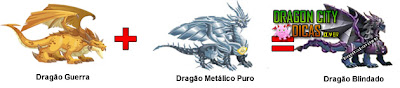 Dragão Blindado - Cruzamentos