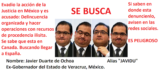 ALERTA MÉXICO, CANADA Y ESPAÑA: