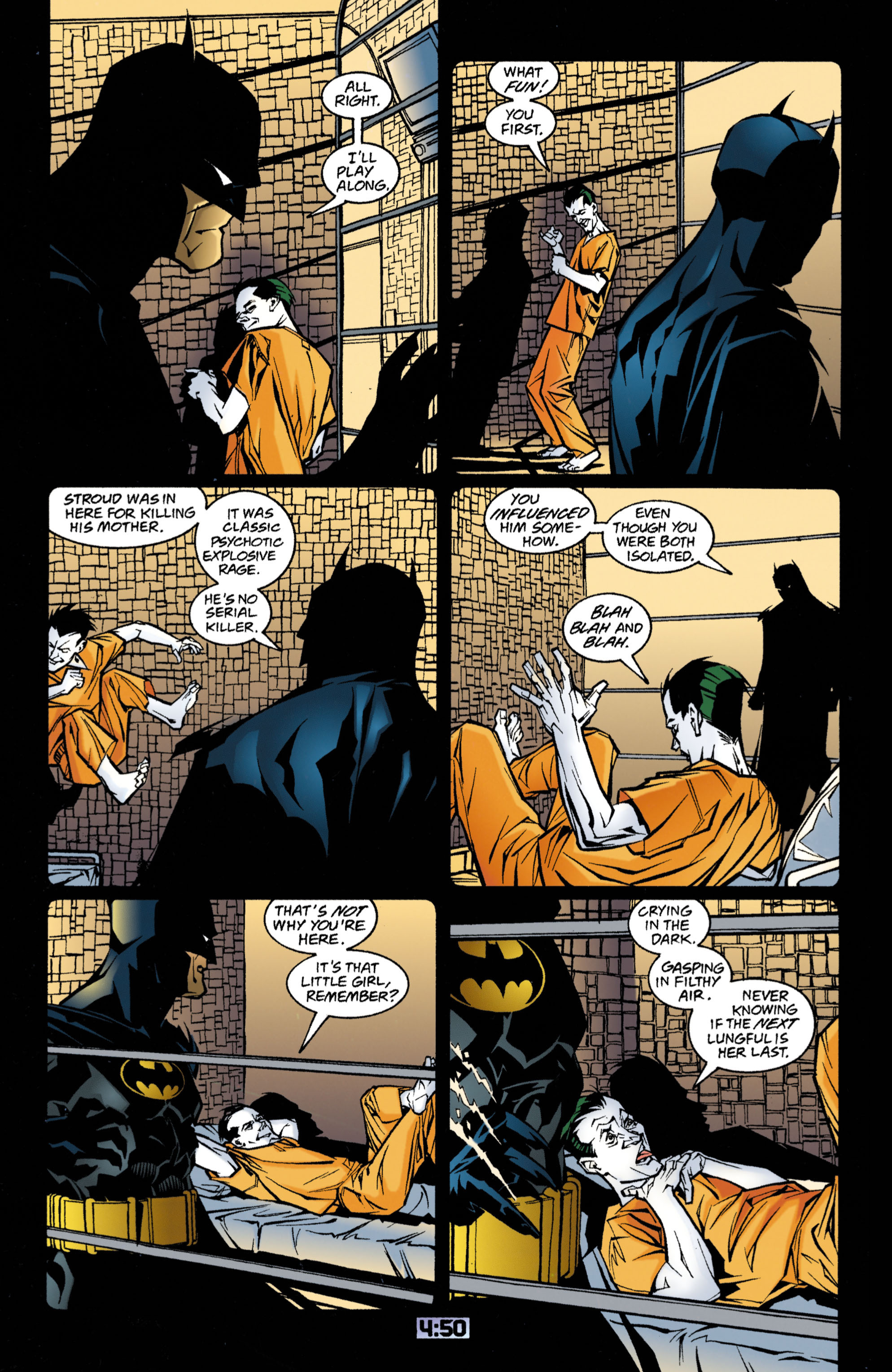 Detective Comics (1937) Issue #726 Page 11