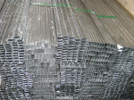 Produksi besi hollow