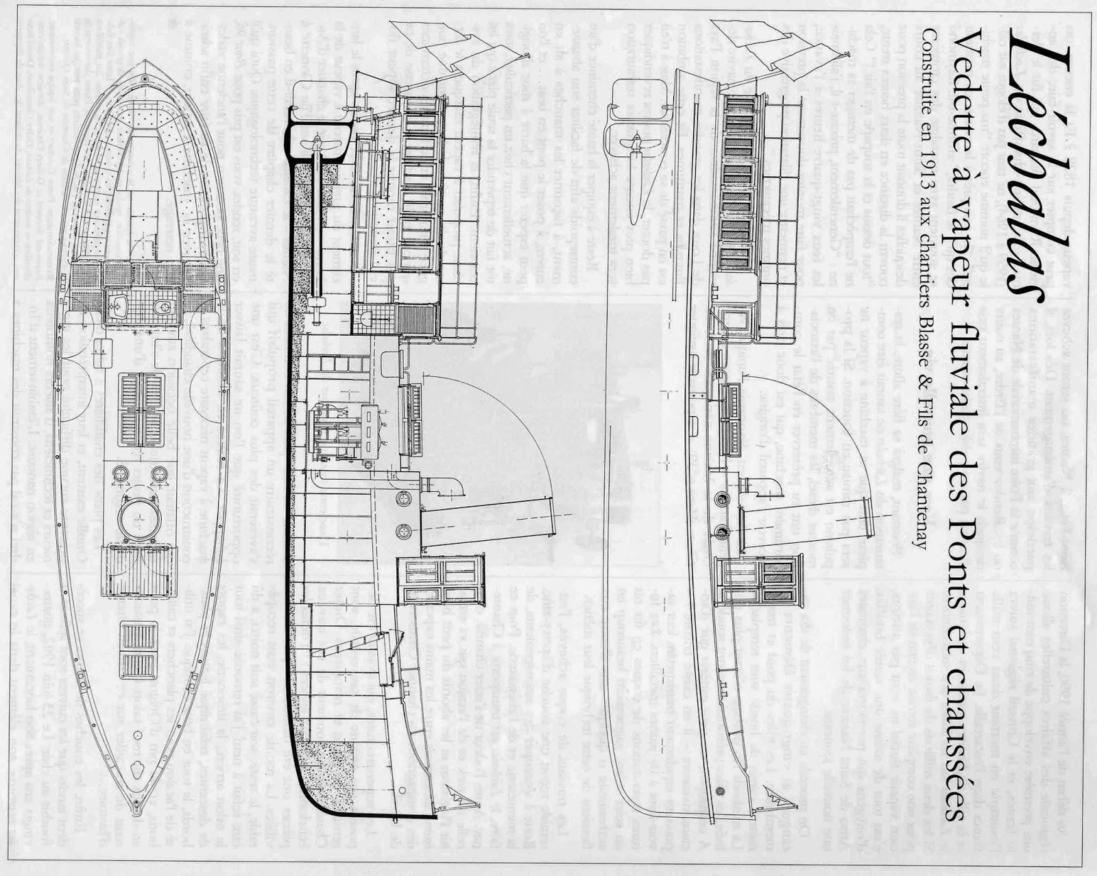 Modellismo navale rc model boats il mio primo modello for Come disegnare piani di costruzione