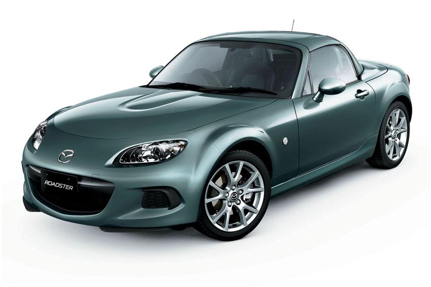 Mazda To Launch Upgraded Mazda Roadster In Japan