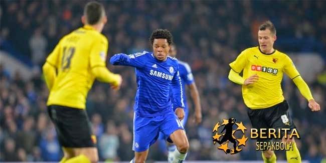 Chelsea Pesta Gol ke gawang Watford