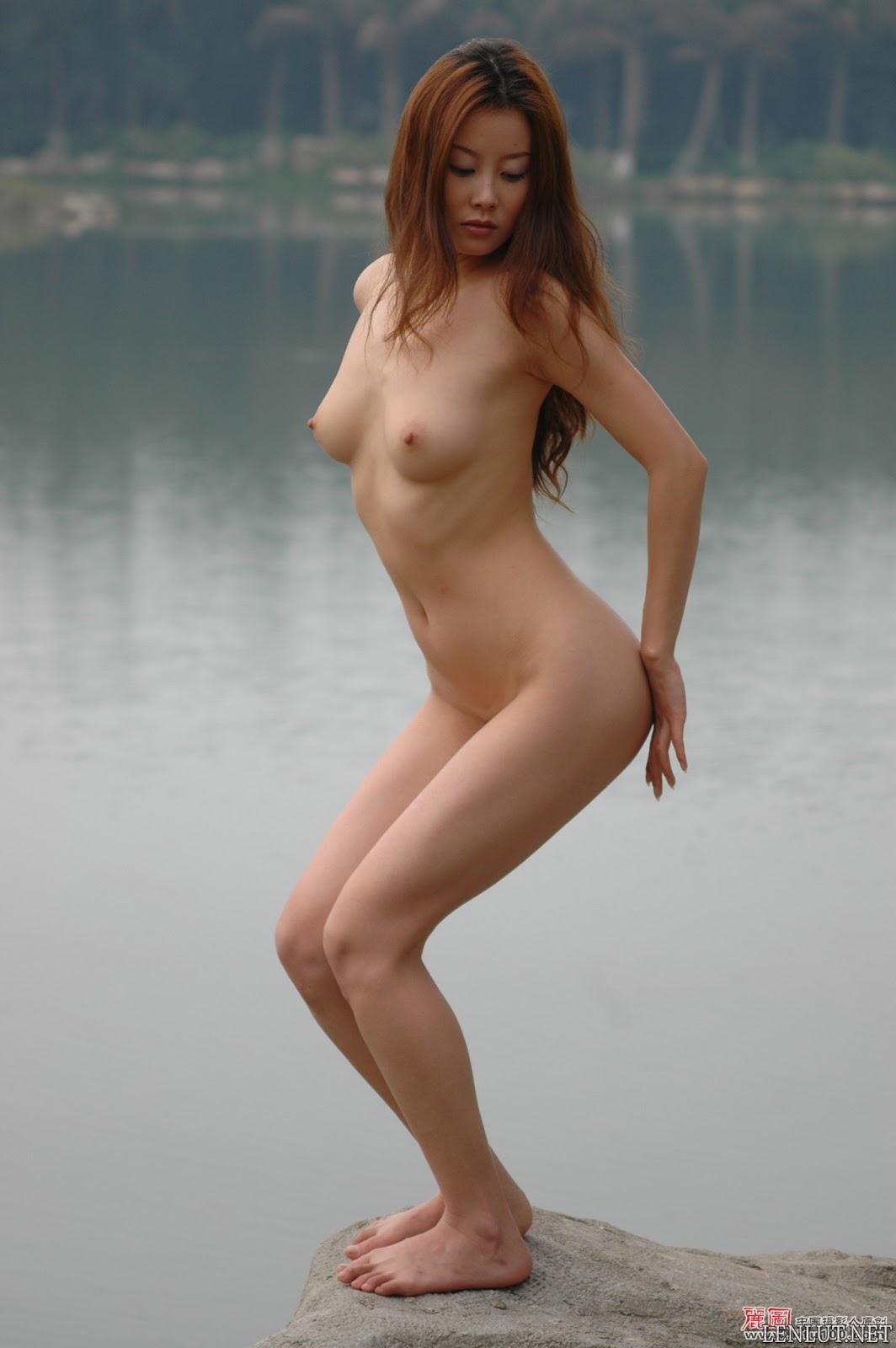 04 Ảnh nude người mẫu Trung Quốc