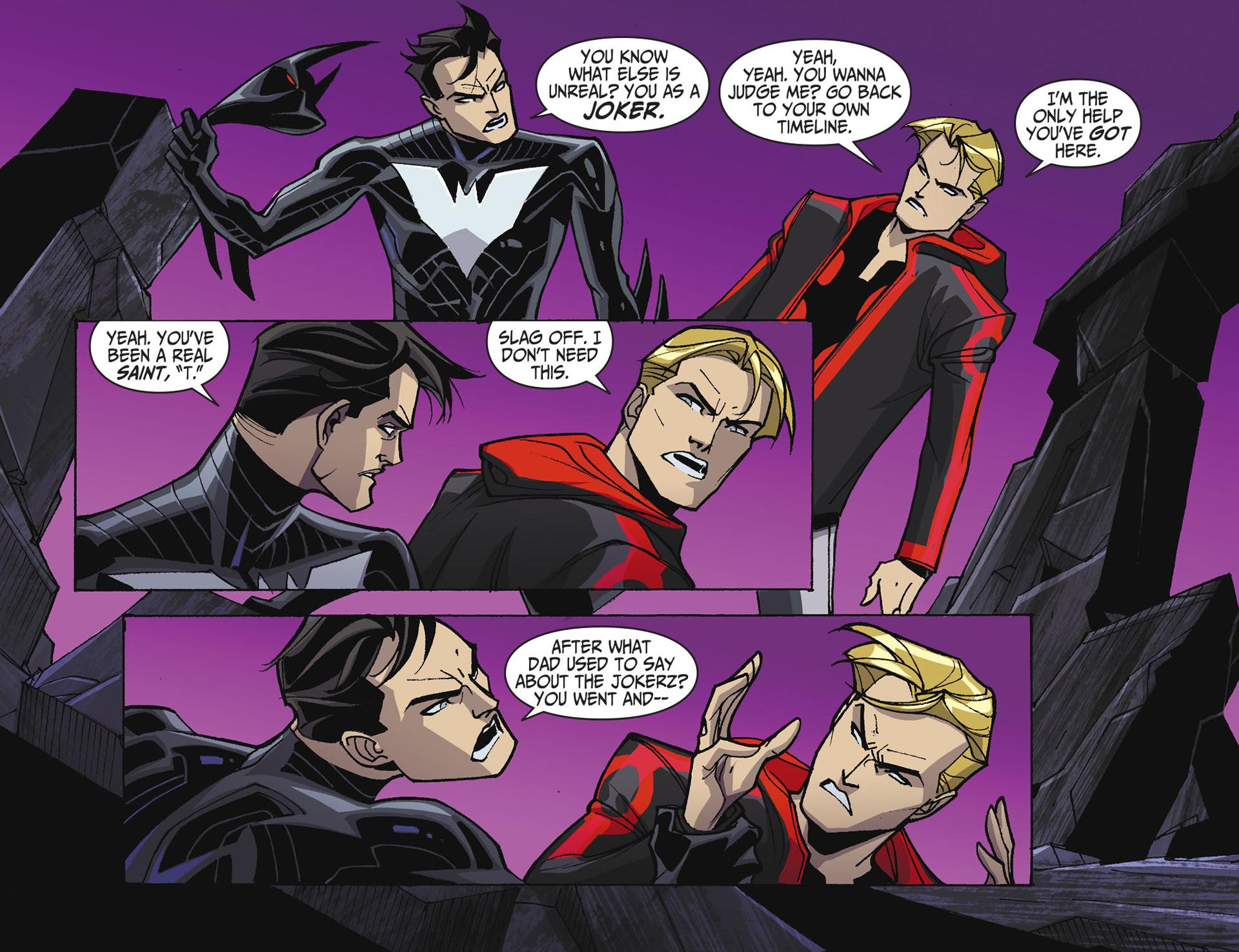 Batman Beyond 2.0 Issue #20 #20 - English 11