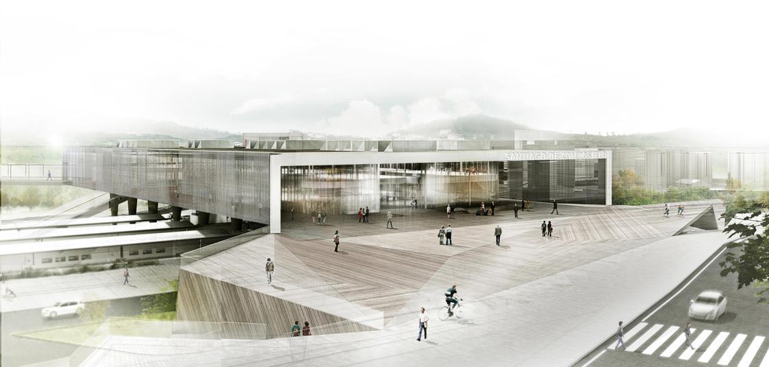 Herreros arquitectos r as arquitectos a f a s i a - Arquitectos santiago de compostela ...