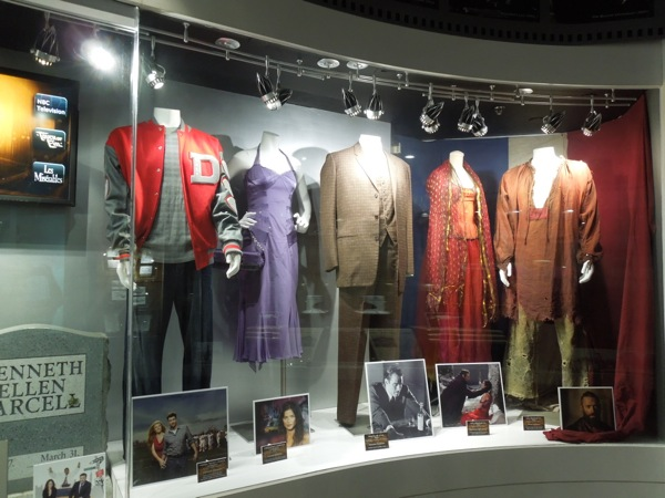 Original NBC Universal TV movie costumes