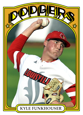 The Dodgers Picked Kyle Funkhouser at 35th Overall