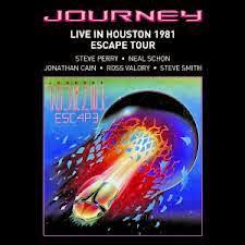 Journey  Live In Houston 1981 Escape Tour 1998