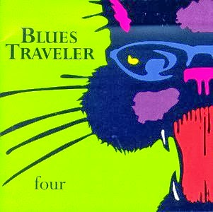 Blues Traveler - Four (1994) Cover