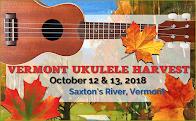 Vermont Ukulele Harvest