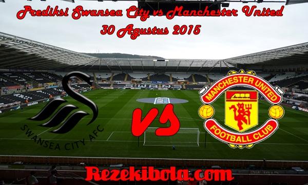 Prediksi Rezekibola Swansea City vs Manchester United Minggu 30 Agustus 2015 Live di SCTV Pukul 22:00 WIB