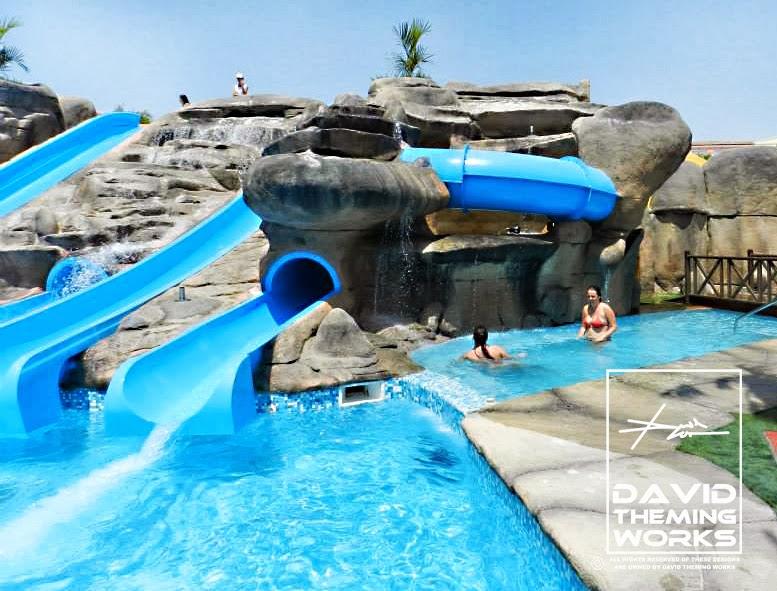 toboganes de agua para piscinas venta