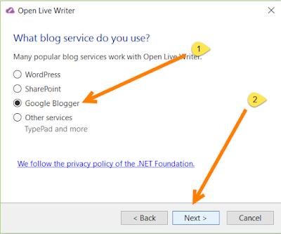 google-blogger-openlivewriter