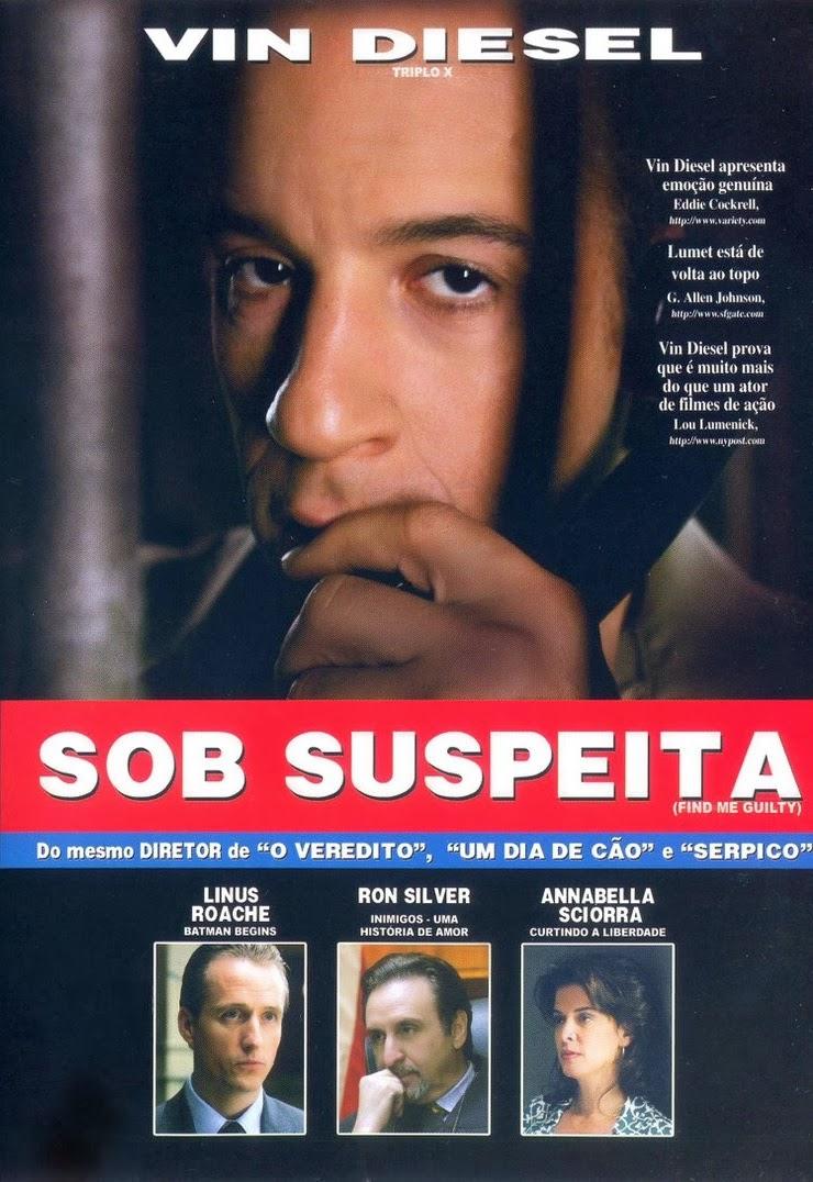 Sob Suspeita – Dublado