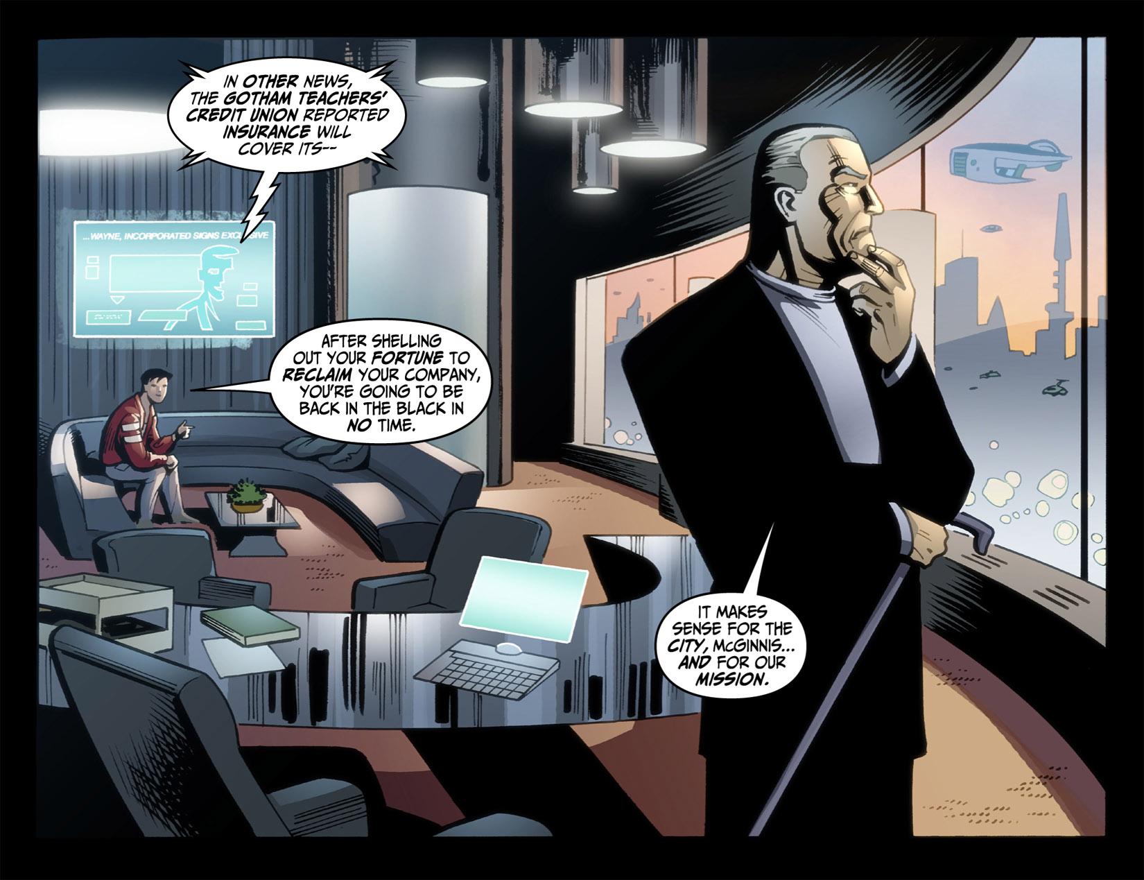 Batman Beyond (2012) Issue #3 #3 - English 17