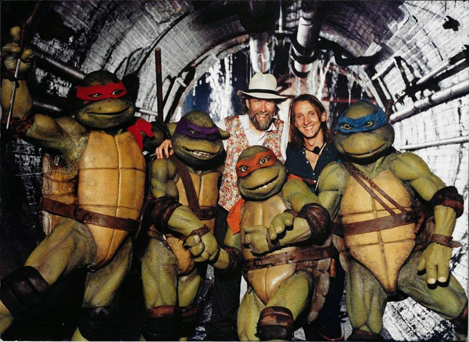 Image Result For Tmnt Movie Cast