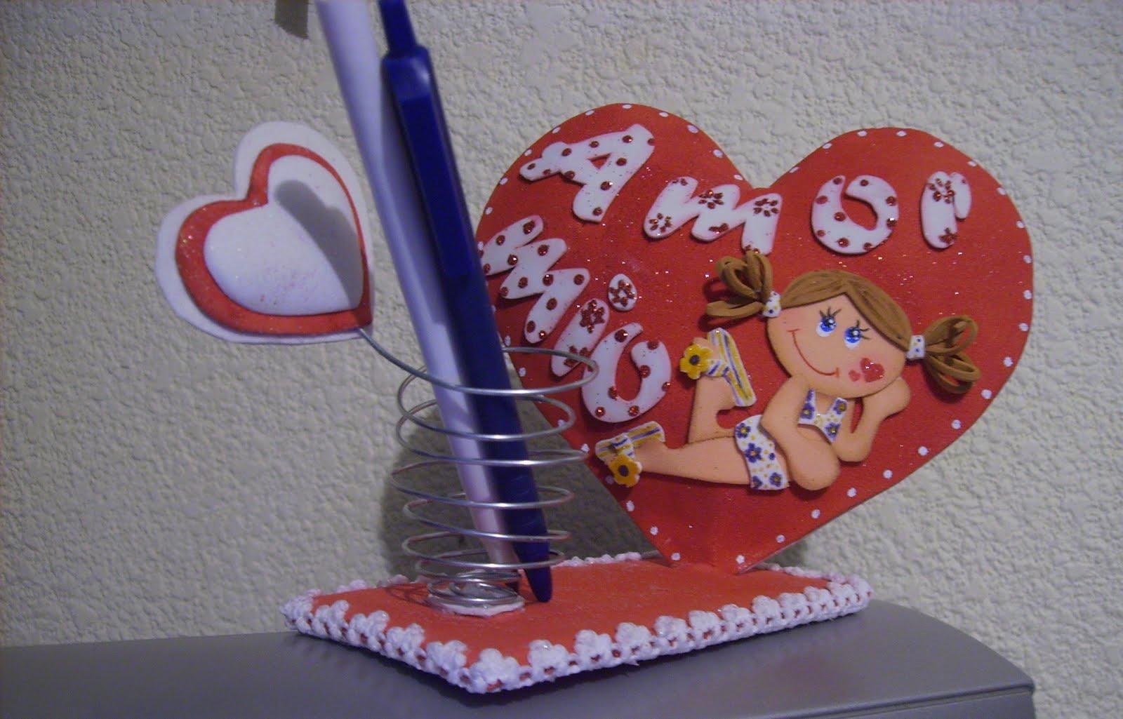 Manualidades De Amor Y Amistad Para Ninos Imagui