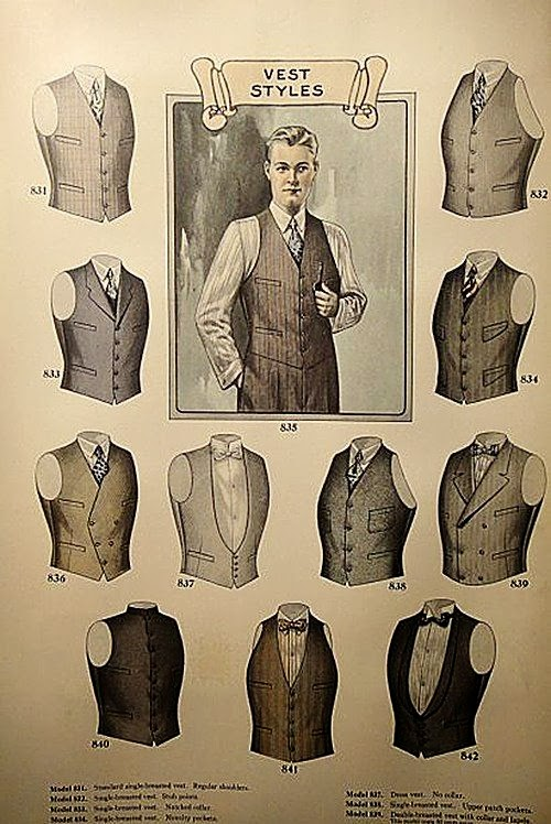 Different Vest Styles