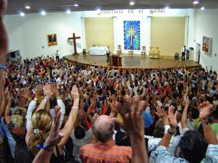 Iglesia Congregación Cristiana