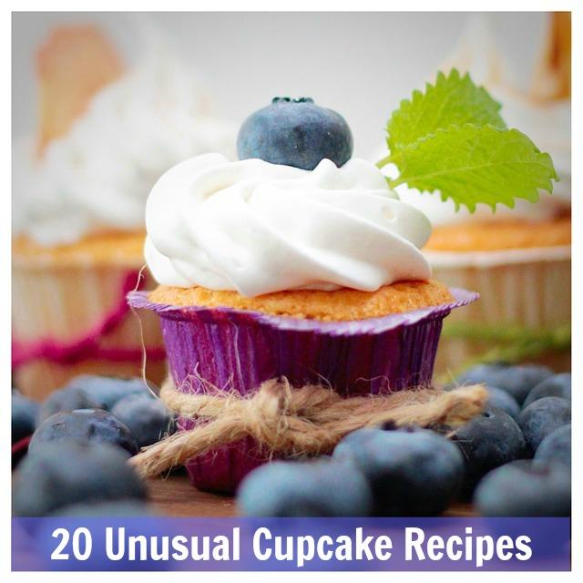 Unusual Cupcake