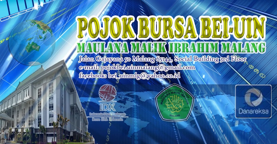 POJOK BURSA BEI-UIN MAULANA MALIK IBRAHIM MALANG