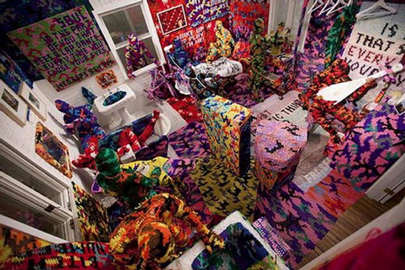 Amazing Knitting Art