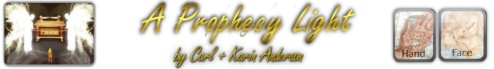 Prophecy Hour - Karin Anderson: A Prophecy Light