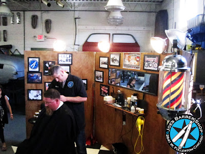 Joes Barbershop Chicago: VooDoo Larry, Chuck TheBarber, & the Mobile...