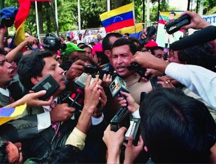 Hace 21 años salió el Comandante Chávez de la cárcel de Yare
