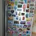 Koleksi fridge magnet ku.....sehingga hari ini