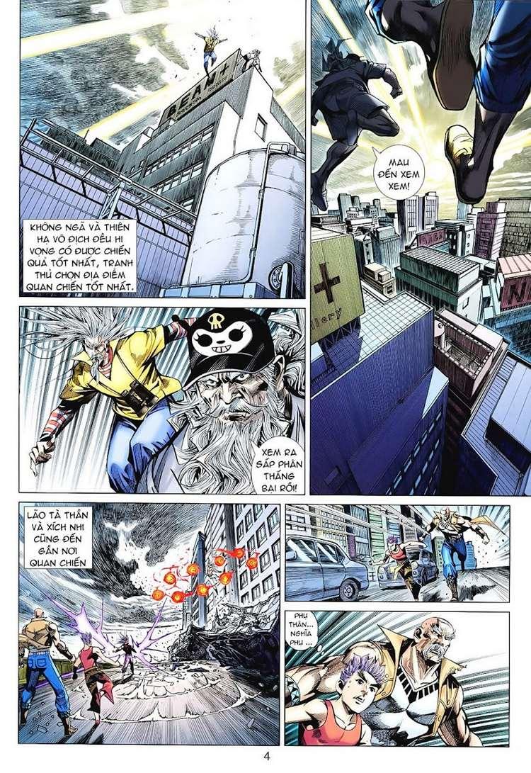 Hoả Vân Tà Thần II chap 98 - Trang 4