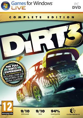 Dirt 3 complete edition tek link indir