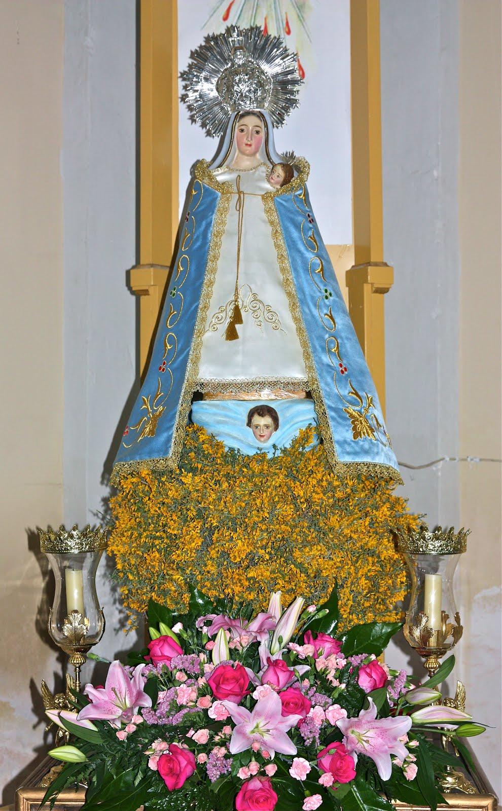 Fotogalería: Romería a la Virgen de la Aliaga de Blesa, Josa, Huesa del Común y Cortes de Aragón.