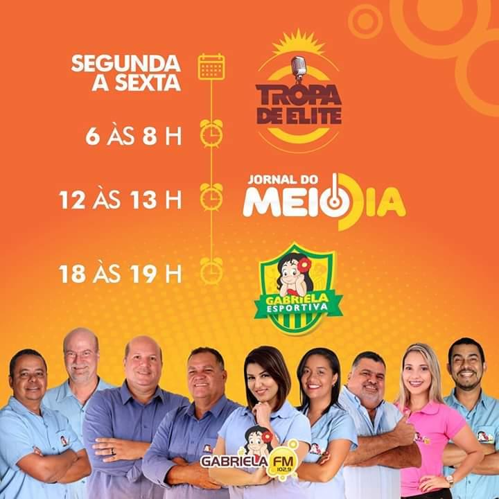 GABRIELA FM