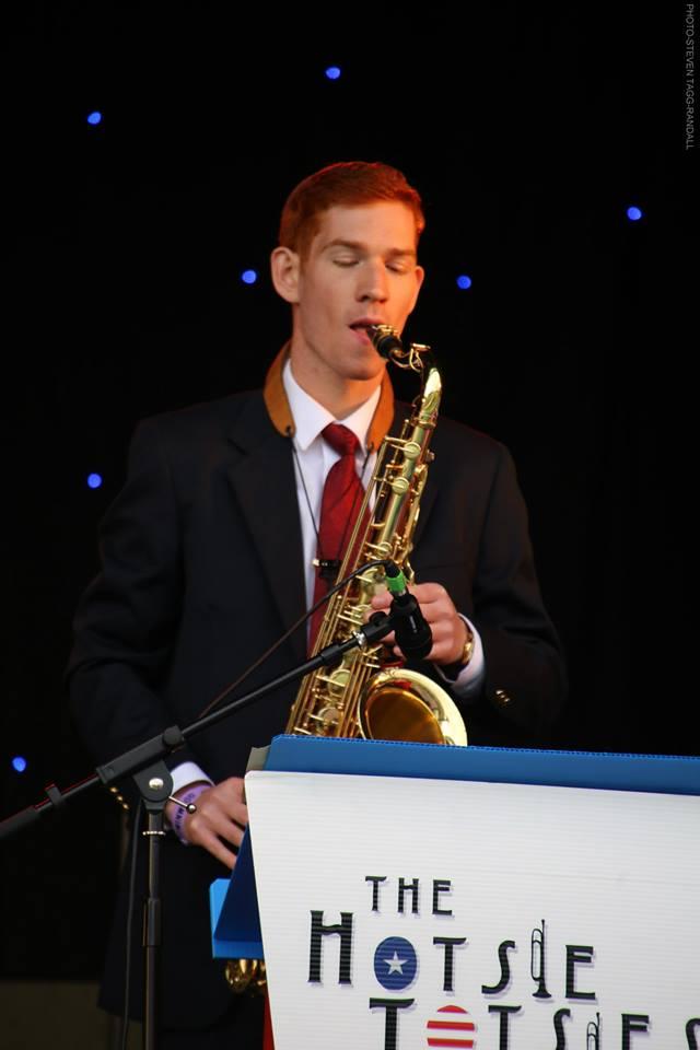 Luke Pinkstone - Tenor Sax & Clarinet