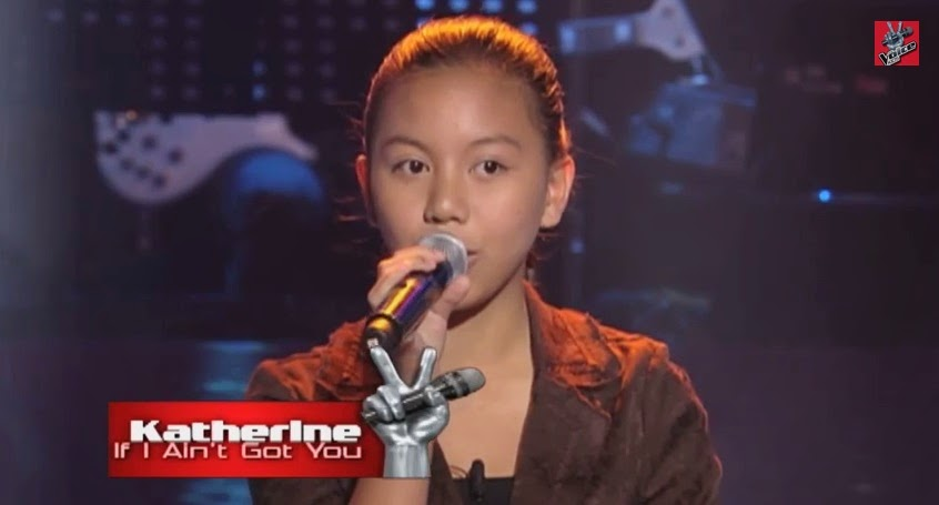 Katherine Medina is 12th 3-chair turner on 'The Voice Kids' Philippines