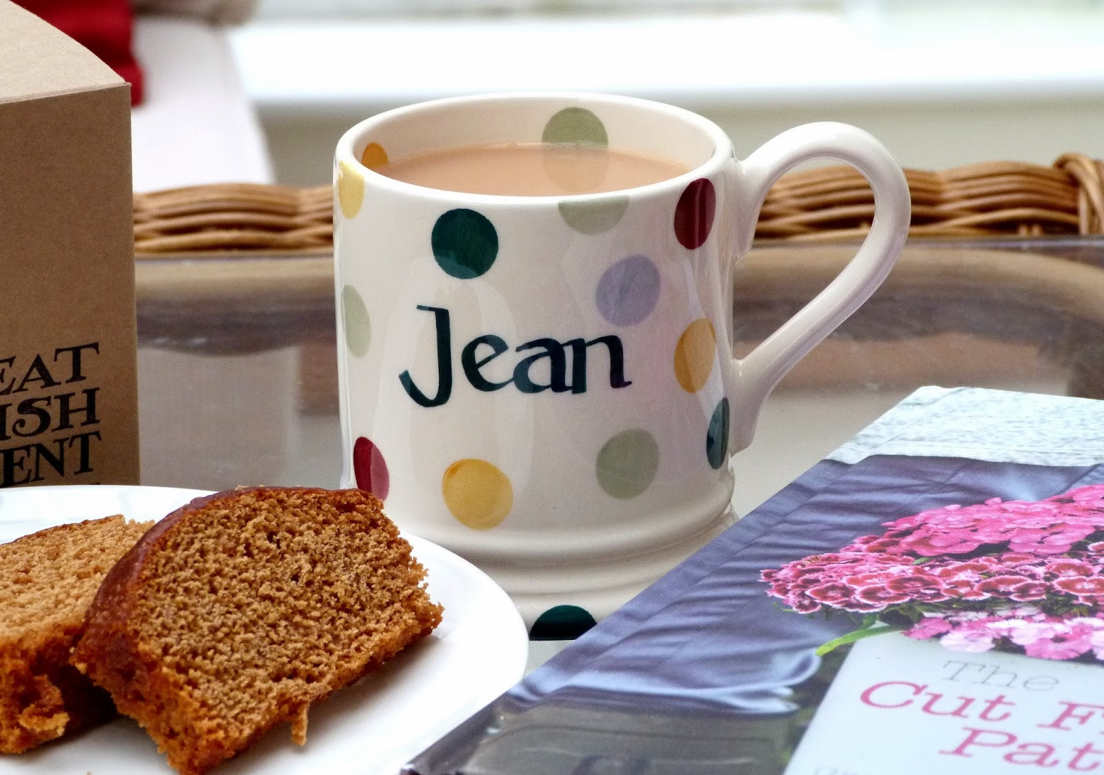 Emma Bridgewater personalised mug
