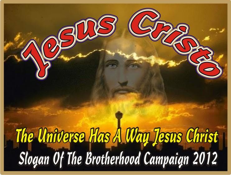 O Universo Tem Jeito - Jesus Cristo