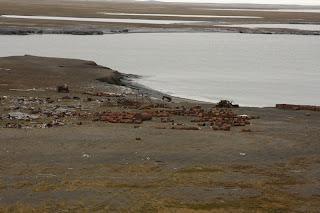 Остров Вайгач. Ненецкий автономный округ.
