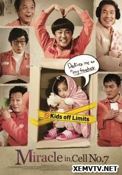 Kỳ Tích Phòng Giam Số 7 - Miracle in Cell No.7
