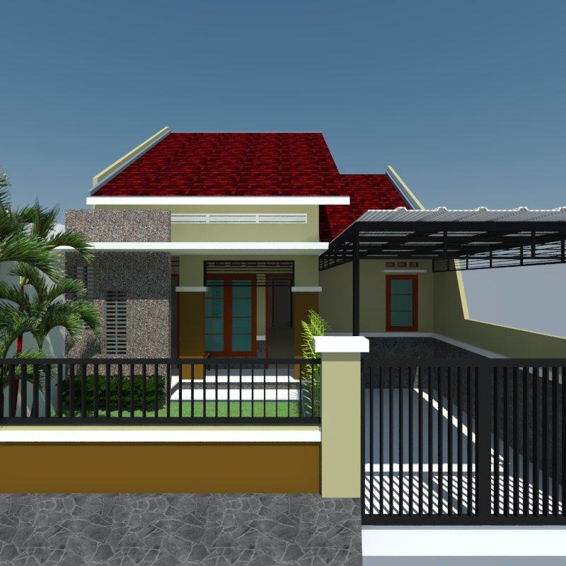 Portofolio Project Renovasi Rumah Baitizania Di Citra Indah Cileungsi  JASA RENOVASI RUMAH