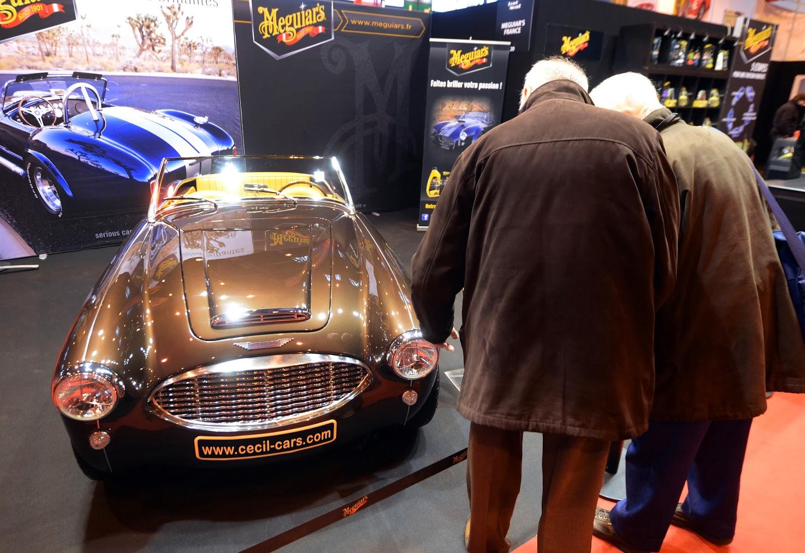 Retromobile, Car Expo, Festival, Exhibition, Portes de Versailles, Paris, Model, Old, Business, Economy, Visitor, Skoda Popular, Mercedes, Citroen 2CV, Meguiar, Auto Industry, Auto,