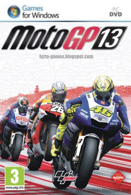 MotoGP 13 PC Cover