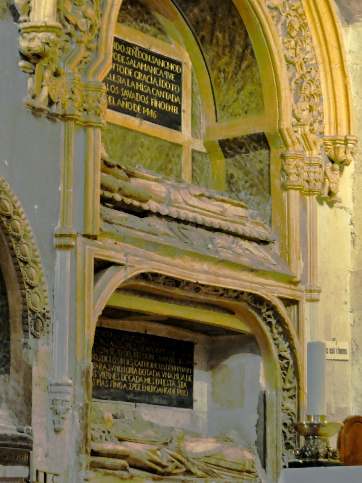 Buscando montsalvatge salamanca catedral vieja for Viveros salamanca