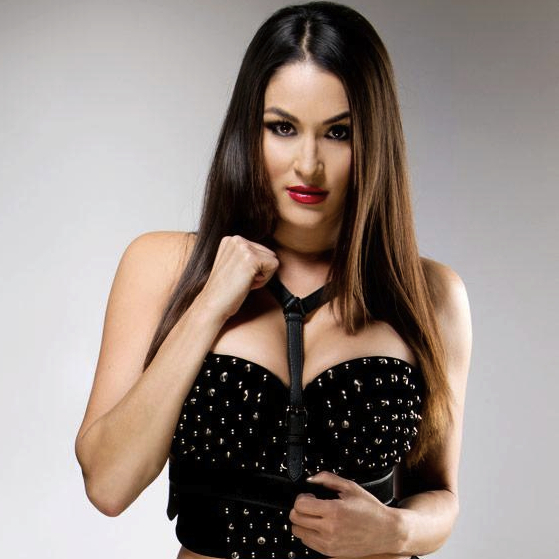Video  Nikki Bella Tal...